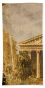 Paris, France - The Madeleine Bath Towel