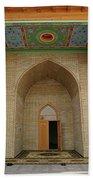 the main entrance, doorway, door, Asia Bath Towel