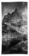 The Majesty Of Mountains Bath Towel