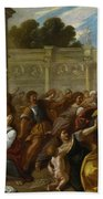 The Massacre Of The Innocents Bath Towel
