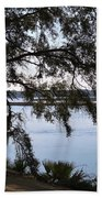 The May River In Bluffton Bath Towel