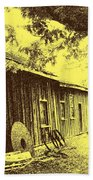 The Millwrights Shed Bath Towel