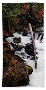 The Natural Bridge Gorge Bath Towel