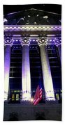 The New York Stock Exchange Bath Towel