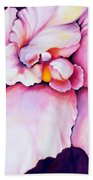 The Orchid Bath Towel