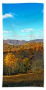 The Other Side Of The Road In Wv Bath Towel