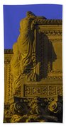 The Palace Of Fine Arts  Hand Towel