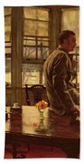 The Prodigal Son In Modern Life  The Departure Bath Towel