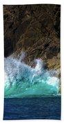 The Pulse Of Cabo San Lucas Bath Towel