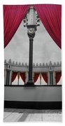 The Red Curtain Bath Towel