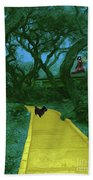 The Road To Oz Bath Towel