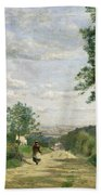The Road To Sevres Bath Towel
