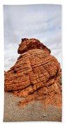The Rock Bath Towel
