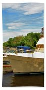 The Rondout At Eddyville Bath Towel