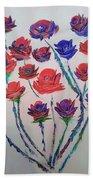 The Rose Series Bath Towel