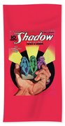 The Shadow The Living Joss Bath Sheet