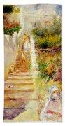 The Steps In Algiers Bath Towel