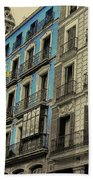 The Streets Of Toledo Bath Sheet