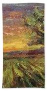 The Sun Rising / El Sol Naciente Bath Towel