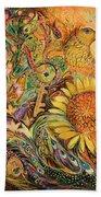 The Sunflower Hand Towel