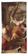 The Swing, 1848 Bath Towel