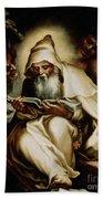 The Temptation Of Saint Anthony Hand Towel