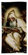 The Temptation Of Saint Anthony Bath Towel
