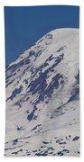 The Top Of Mount Rainier Bath Towel