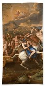 The Triumph Of Bacchus Bath Towel