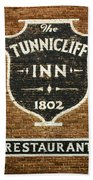 The Tunnicliff Inn - Cooperstown Bath Towel