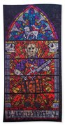 The Unholy Trinity Leatherface Hand Towel