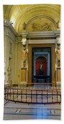 The Vatican Museum In The Vatican City Hand Towel