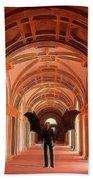 The Vatican Vampire Bath Towel