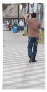 The Walk Bath Towel