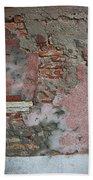 The Walls Of Venice Bath Towel