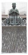 The Waterman Fountain Bath Towel