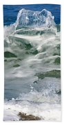 The Wave Bath Towel