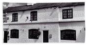The Weavers Arms, Fillongley Bath Towel