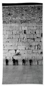 The Western Wall, Jerusalem 2 Hand Towel by Perry Rodriguez