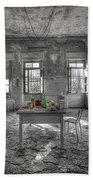 They Are All Gone - Se Ne Sono Andati Tutti Bath Towel by Enrico Pelos