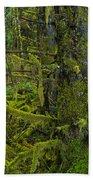 Thick Rainforest Bath Towel