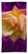 This Rose For You Hand Towel