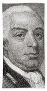 Thomas Gage, 1719 To1787. British Bath Towel