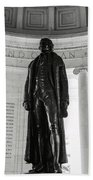 Thomas Jefferson Memorial Bath Towel