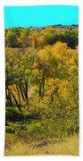 Thompson Valley Overlook Bath Towel