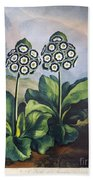 Thornton: Auriculas Bath Towel