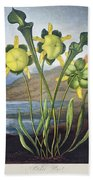 Thornton: Pitcher Plant Bath Towel