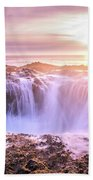 Thor's Well Bath Towel