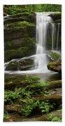 Three Falls Of Tremont Bath Towel