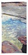 Tide Pool Bath Towel